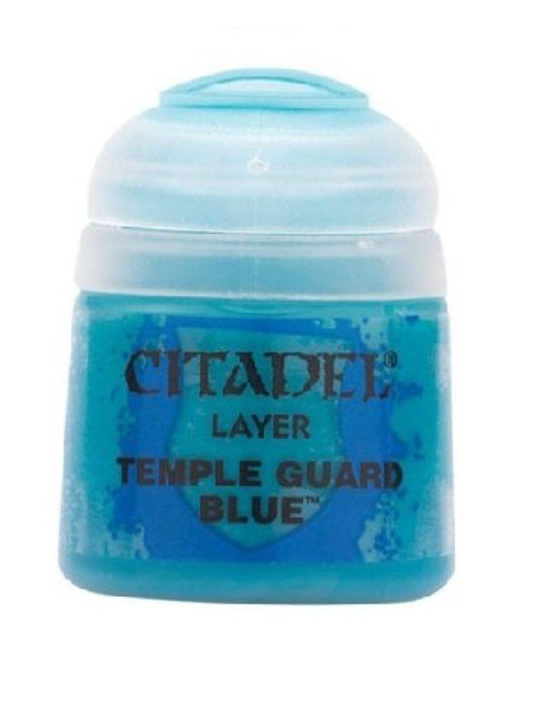 Citadel Layer: Temple Guard Blue 12ml