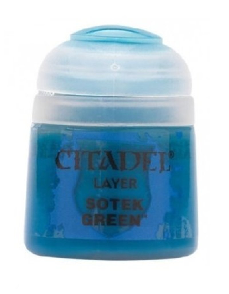 Citadel Layer: Sotek Green 12ml