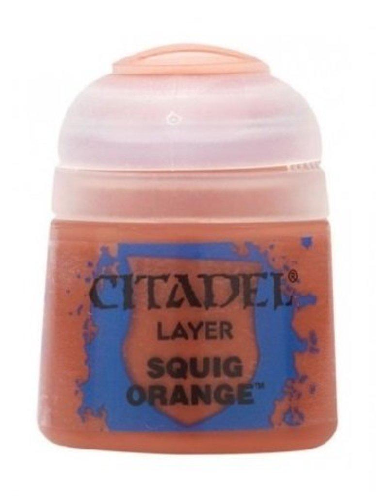 Citadel Layer: Squig Orange 12ml