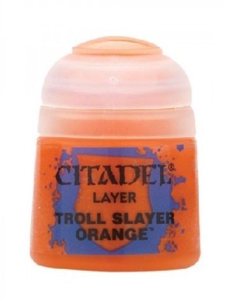 Citadel Layer: Troll Slayer Orange 12ml