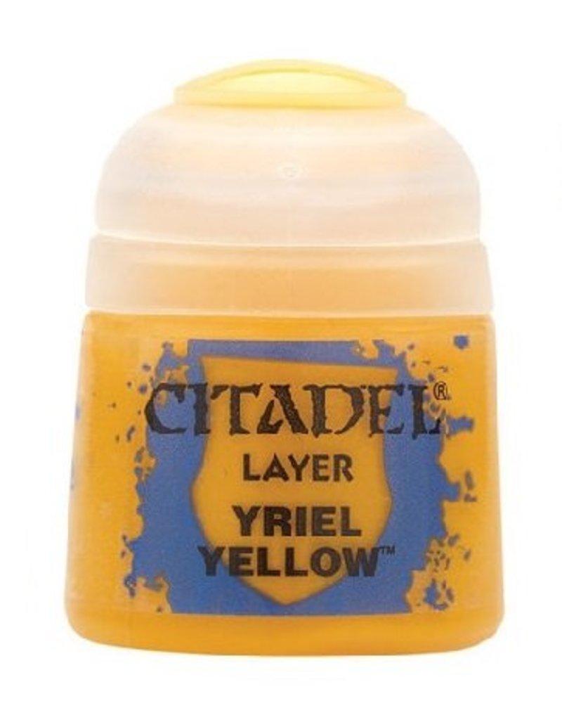 Citadel Layer: Yriel Yellow 12ml