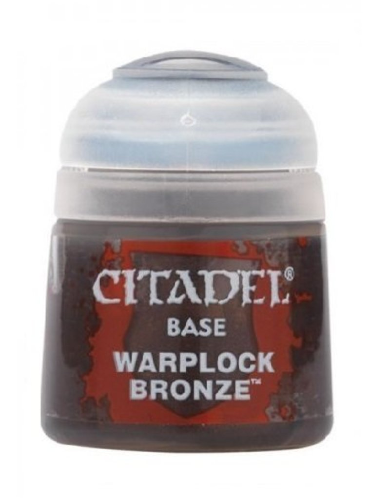 Citadel Base: Warplock Bronze 12ml