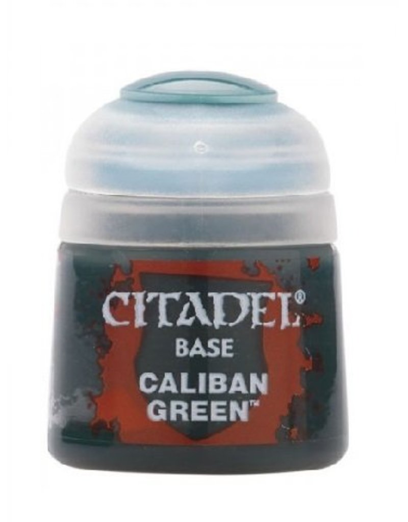 Citadel Base: Caliban Green 12ml
