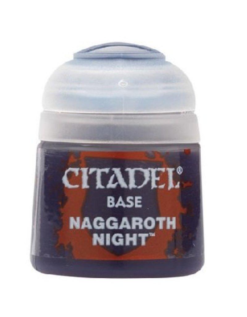 Citadel Base: Naggaroth Night 12ml