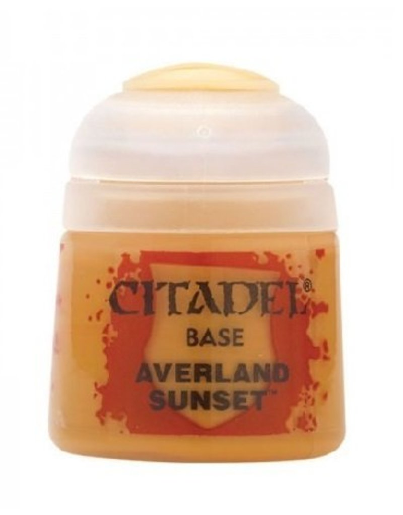 Citadel Base: Averland Sunset 12ml