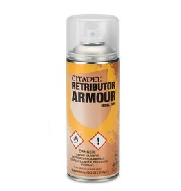 Citadel RETRIBUTOR ARMOUR SPRAY