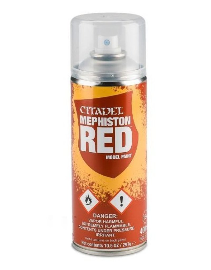 Citadel Mephiston Red Spray 400ml