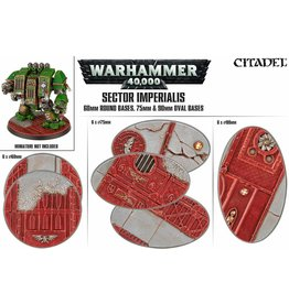 Citadel Sector Imperialis Oval Bases Kit