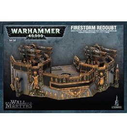 Citadel WALL OF MARTYRS:  FIRESTORM REDOUBT