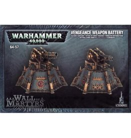 Citadel WALL OF MARTYRS: VENGEANCE WEAPON BATTERY