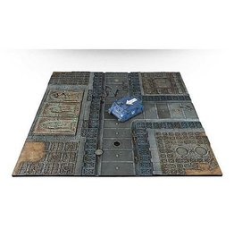 Citadel Sector Imperialis Battle Mat