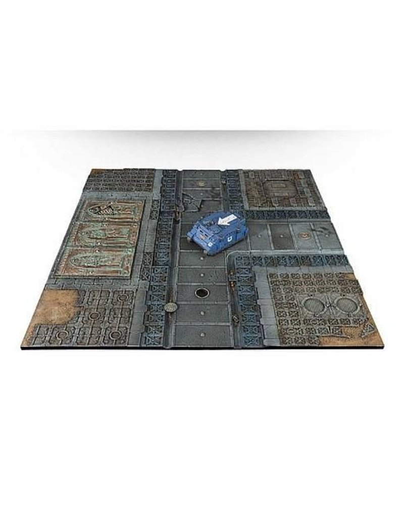 Citadel Realm Of Battle:  Sector Imperialis Battle Mat