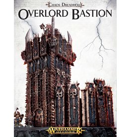 Citadel CHAOS DREADHOLD:  OVERLORD BASTION