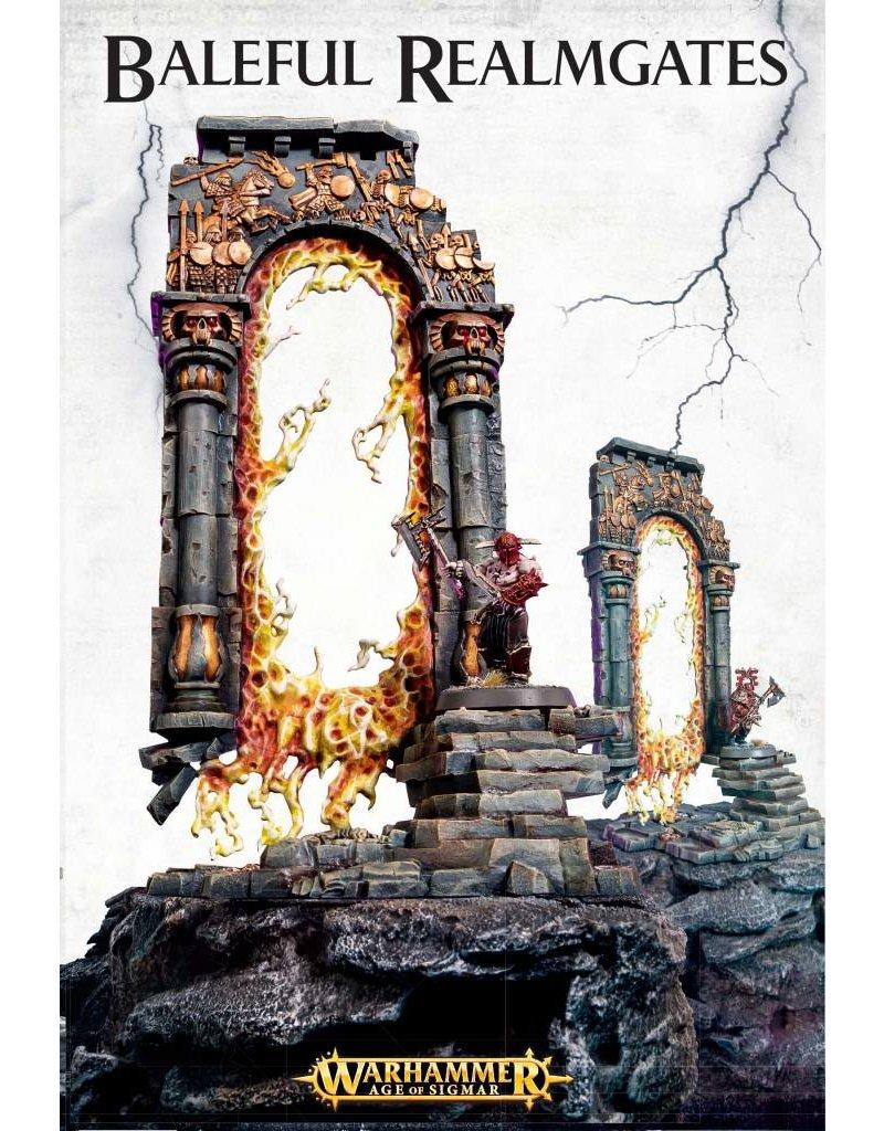 Citadel Age Of Sigmar: Baleful Realmgates