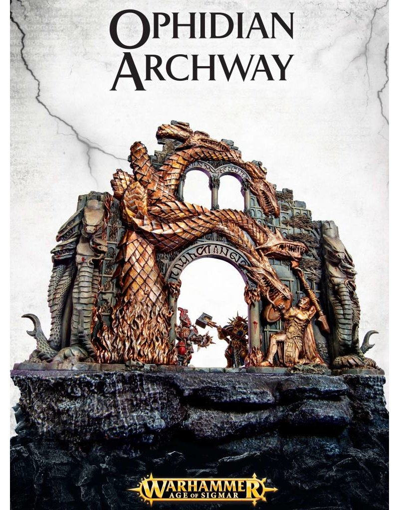 Citadel Age Of Sigmar: Ophidian Archway