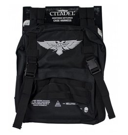 Citadel MUNITORUM BATTLEPACK CASE HARNESS