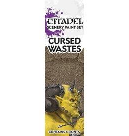 Citadel Cursed Wastes Paint Set