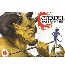 Citadel Citadel Base:  Paint Set