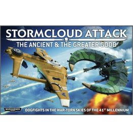 Games Workshop STORMCLOUD ATTACK:  THE ANCIENT & GREATER GOOD