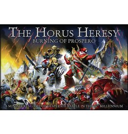 Games Workshop HORUS HERESY:  BURNING OF PROSPERO (EN)