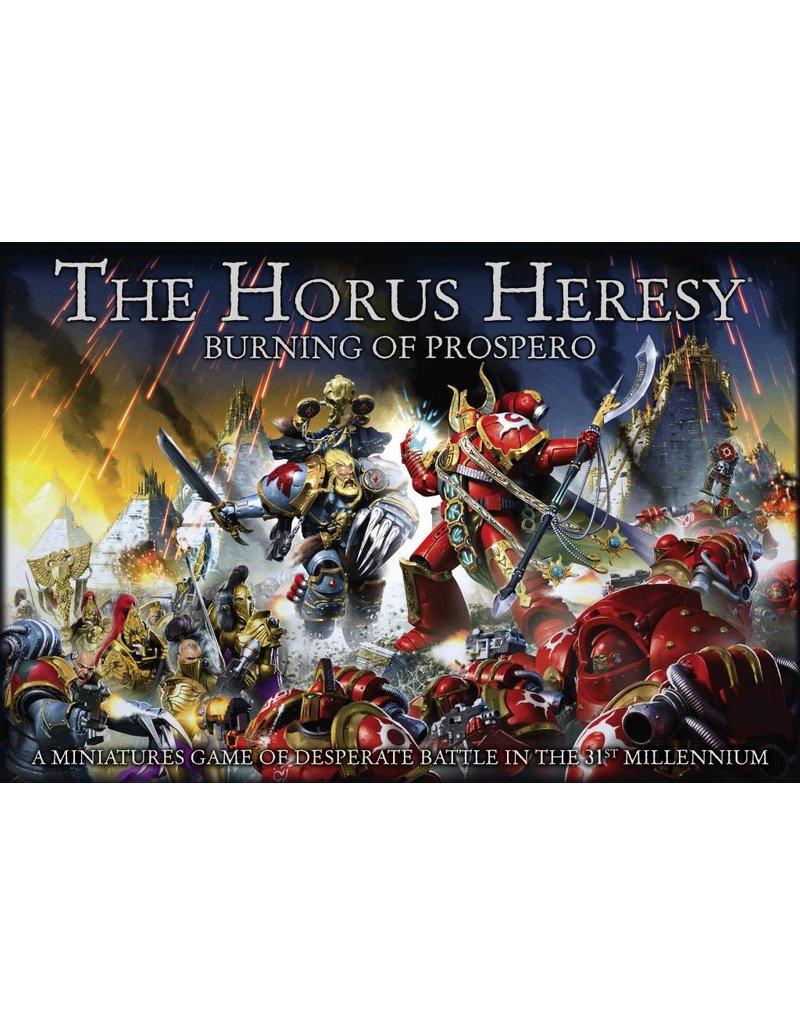 Games Workshop Horus Heresy:  Burning Of Prospero (EN)
