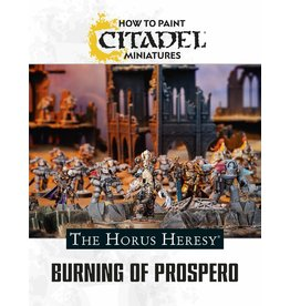 Games Workshop HOW TO PAINT:  BURNING OF PROSPERO (EN)