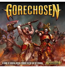 Games Workshop GORECHOSEN (EN)