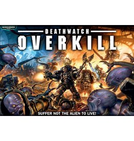 Games Workshop DEATHWATCH OVERKILL (EN)