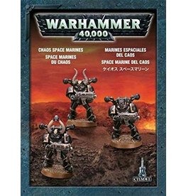 Games Workshop Push-Fit Chaos Space Marines