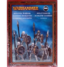 Games Workshop Push-Fit Skeleton Warriors