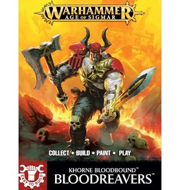 Games Workshop Age Of Sigmar Easy To Build:  Bloodreavers