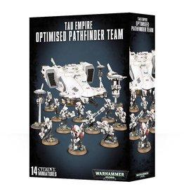 Games Workshop TAU EMPIRE OPTIMISED PATHFINDER TEAM