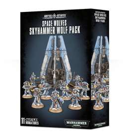 Games Workshop Space Wolves Skyhammer Wolf Pack