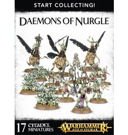 Games Workshop Start Collecting Daemons Of Nurgle