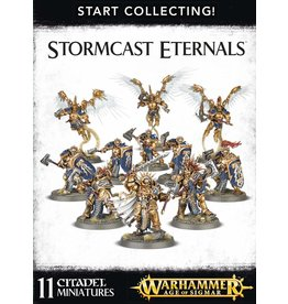 Games Workshop Start Collecting Stormcast Eternals