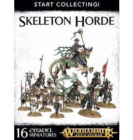 Games Workshop Start Collecting Skeleton Horde
