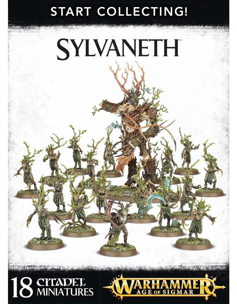 Games Workshop Start Collecting! Sylvaneth Aelves