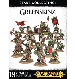 Games Workshop Start Collecting Greenskinz