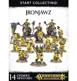 Games Workshop Start Collecting Ironjawz