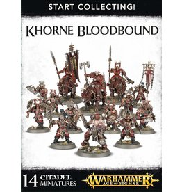 Games Workshop Start Collecting Khorne Bloodbound