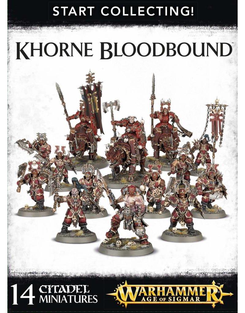 Games Workshop Start Collecting! Khorne Bloodbound