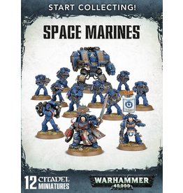 Games Workshop Start Collecting Space Marines