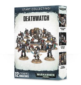 Games Workshop Start Collecting Deathwatch