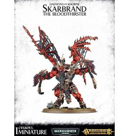 Games Workshop Skarbrand The Bloodthirster