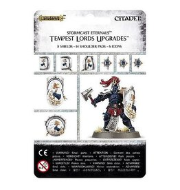 Games Workshop Tempest Lords Upgrades
