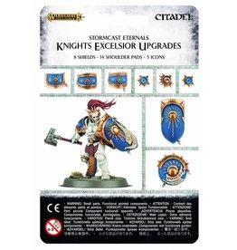 Games Workshop KNIGHTS EXCELSIOR UPGRADES