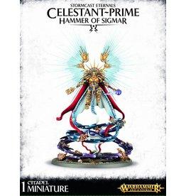 Games Workshop CELESTANT-PRIME HAMMER OF SIGMAR