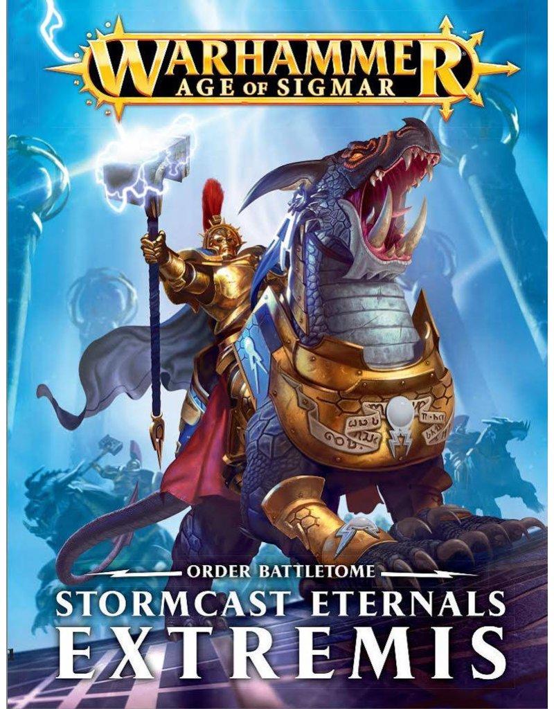 Games Workshop Battletome:  Stormcast Eternals Extremis (HB) (EN)
