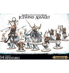 Games Workshop BEASTCLAW RAIDERS ICEWIND ASSAULT