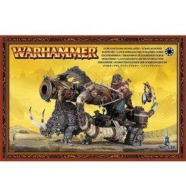 Games Workshop OGRE KINGDOMS IRONBLASTER/SCRAPLAUNCHER